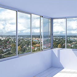 Балконные рамы из ПВХ в Борисове фото