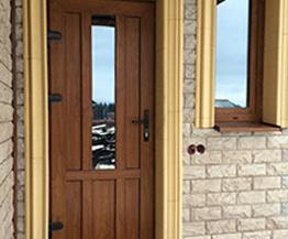 Двери из ПВХ и алюминия в Борисове Фото