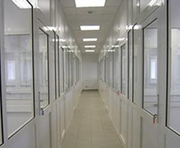 Офисные перегородки из ПВХ в Борисове фото