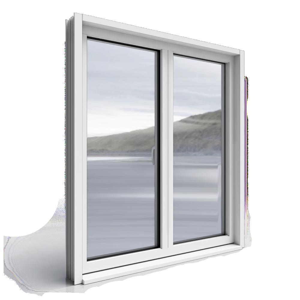 2 door leaf window Stylium_3D